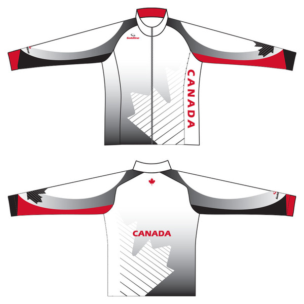 Authentic Curling Canada Men S Team Canada Long Sleeve Shirts